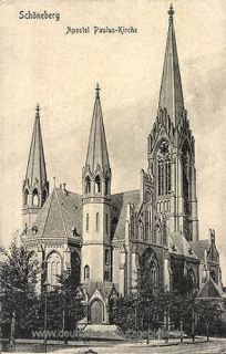Schöneberg, Apostel Paulus-Kirche