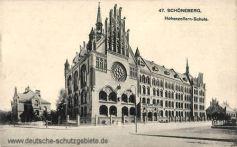 Schöneberg, Hohenzollern-Schule