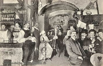 Schöneberg, Restaurant zum Schwalbennest in der Kolonnenstraße 7