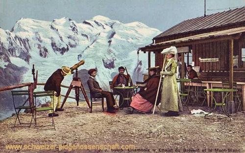 Schweizer Leben, Mont-Blanc