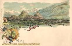 Souvenir de Sion