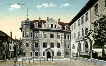 Solothurn, Rathaus