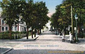 Sonderburg, Kaiser-Wilhelm-Allee