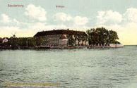 Sonderburg, Schloss