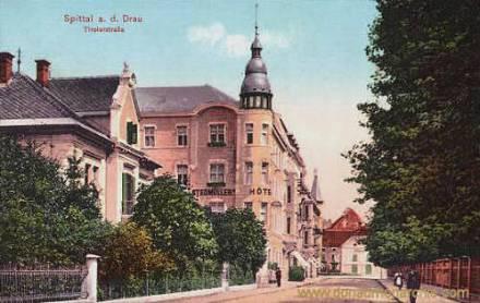 Spittal a. d. Drau, Tirolerstraße