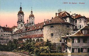 St. Gallen, Kloster