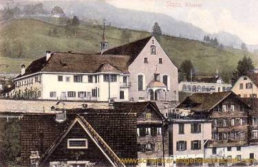 Stans, Kloster