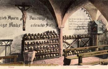 Stans, Todtenkapelle