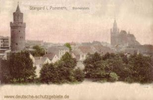 Stargard i. P., Blücherplatz
