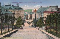 Sternberg in Mähren, Fürst Johann Liechtenstein-Platz