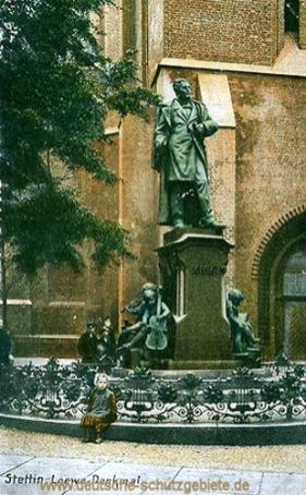 Stettin, Loewe-Denkmal