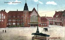 Stralsund, Hauptbahnhof