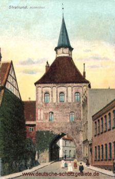 Stralsund, Kütertor