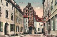 Stralsund, Semlowertor
