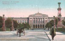 Straßburg i. E., Universität