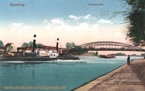 Straubing, Donaubrücke