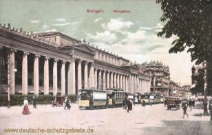 Stuttgart, Königsbau