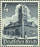 Thorn, Rathaus Deutsches Reich 1940