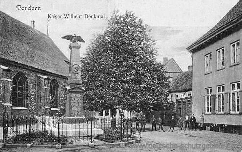 Tondern, Kaiser Wilhelm-Denkmal