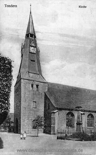 Tondern, Kirche