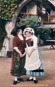 Trachten Elsass-Lothringen