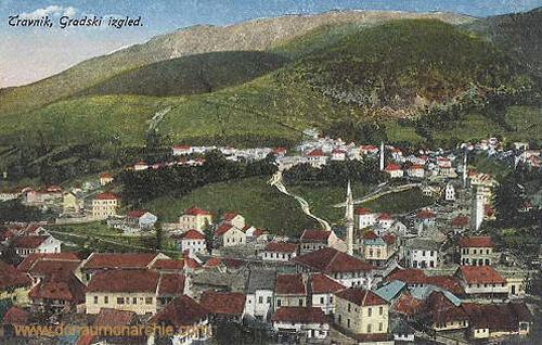 Travnik, Gradski izgled