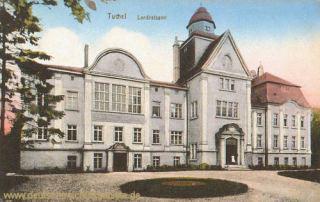 Tuchel, Landratsamt