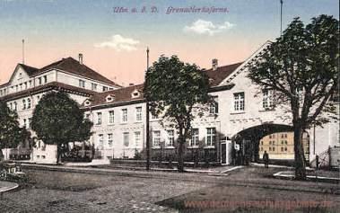 Ulm a. D., Grenadierkaserne