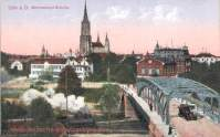 Ulm a. D., Mohrenkopf-Brücke