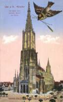 Ulm a. D., Münster