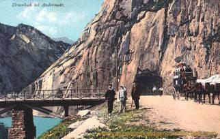 Urnerloch bei Andermatt