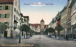 Villingen, Oberestraße