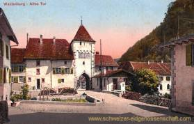 Waldenburg, Altes Tor