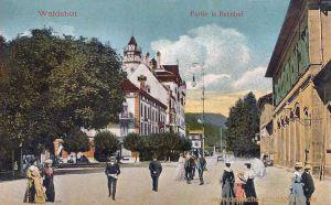 Waldshut, Partie beim Bahnhof