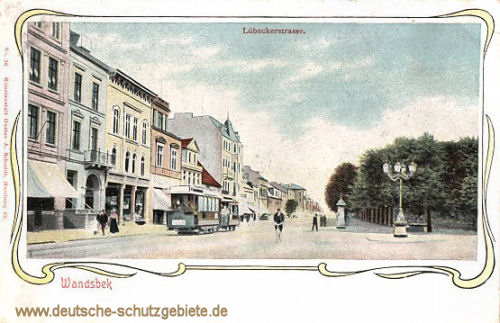 Wandsbek, Lübeckerstraße