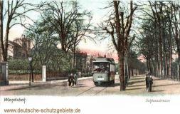 Wandsbek, Schlossstraße