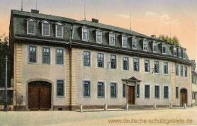 Weimar, Goethehaus