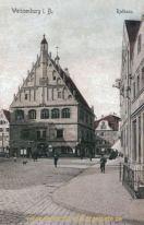 Weissenburg in Bayern, Rathaus