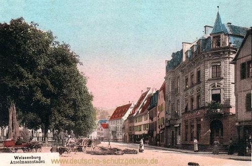 Weißenburg im Elsass, Anselmannstaden