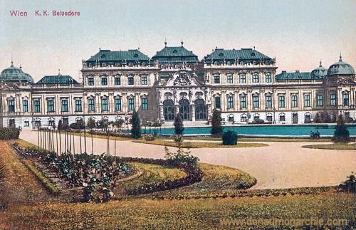 Wien, K. K. Belvedere