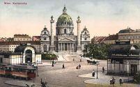 Wien, Karlskirche