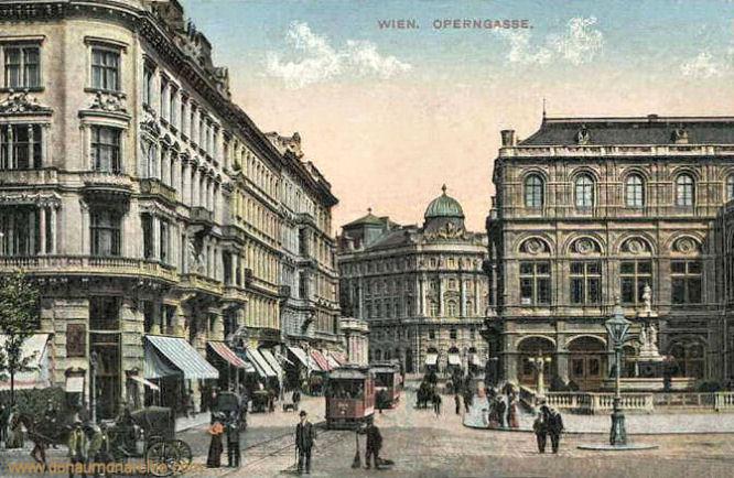 Wien, Operngasse