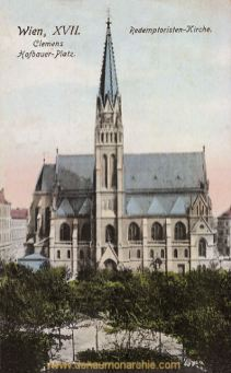 Wien, Redemptoristenkirche