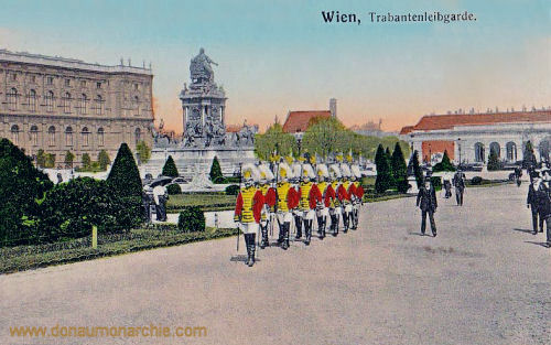 Wien, Trabantenleibgarde