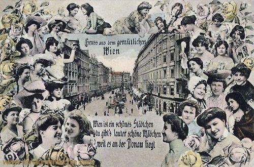 Wien, Wiener Mädchen