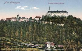 Alt Wildungen, Schloss Friedrichstein