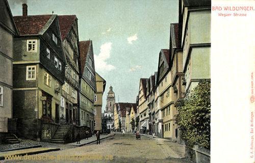 Bad Wildungen, Wegaer Strasse