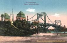 Wilhelmshaven, Kaiser-Wilhelm-Brücke