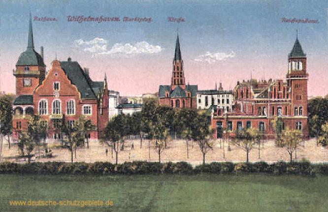 Wilhelmshaven, Marktplatz