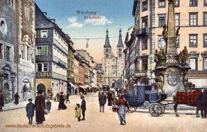Würzburg, Domstraße